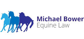 Michael Bower Equine Law Logo