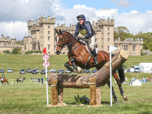 Michael Bower & Poppy Floors Castle HT 1