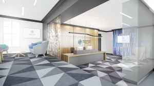 WTW New Reception Area