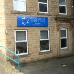 MBEl - Signage building 6-8